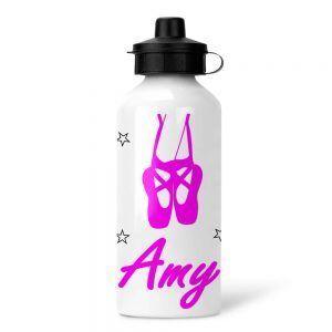 Personalised Ballet Water Bottle