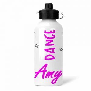 Personalsied Dance Water Bottle