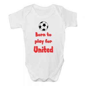Born to play for United