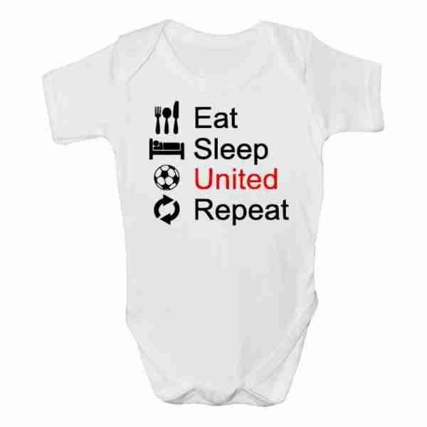 Eat Sleep United Repeat