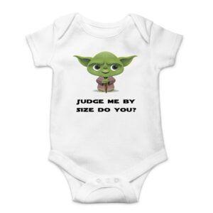Judge Me By Size Yoda