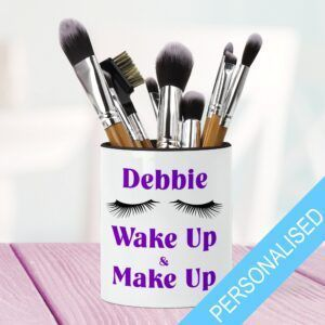 Wake Up & Make Up, Brush Holder
