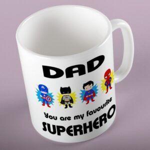 Dad - Superhero