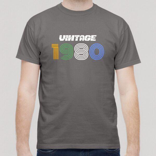 Personalsied Vintage Tshirt