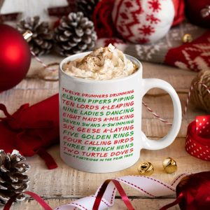 Search Results Web results The Twelve Days of Christmas Mug