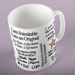 Hamilton Gift Mug