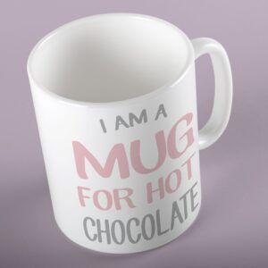 A Mug For Hot Chocolate