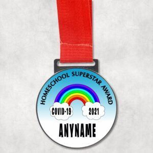Homeschool Reward Medal