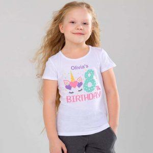 Birthday Unicorn Age